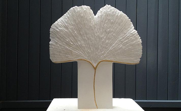 online galerie klein plastiek beeldhouwer Marianne van den Heuvel