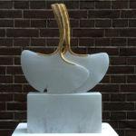 marianne-van-den-heuvel-ginkgo-albast-beeld