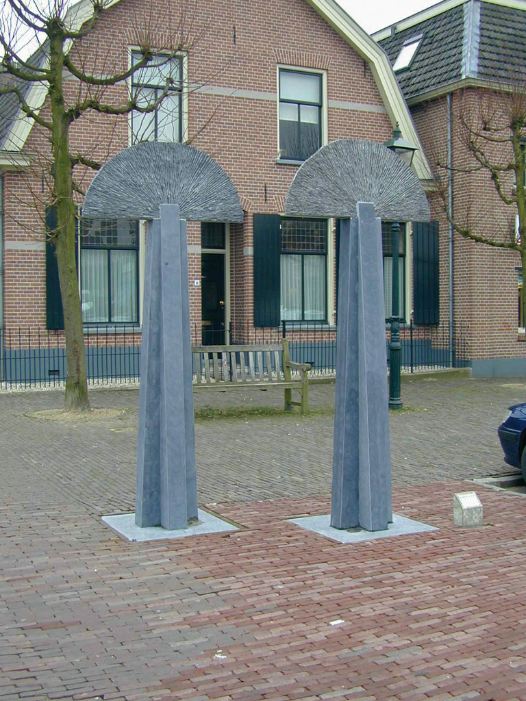 Marianne van den Heuvel, Bloemenpoort Wijk bij Duurstede